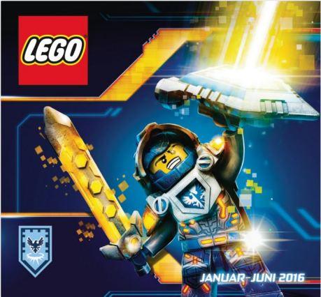 TextMinded- Official LEGO Proof Reader for Norwegian   LEGO katalogen som kommer ut to ganger i året
