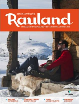 Raulandsmagasinet- tekstforfatter | Det årlige Raulandsmagasinet